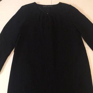 Zara Basic Black Dress. Brand New with Tags